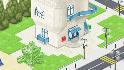 Image extraite du jeu gratuit www.sos-21.com